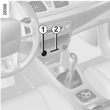 demarrer megane 2 sans carte Manuel du conducteur Renault Mégane III: Démarrage du moteur   La